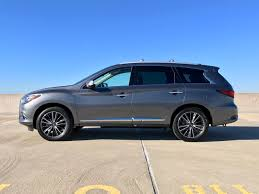 infiniti qx60 interior 2017 2017 infiniti qx60 3 5 awd test drive review autonation drive