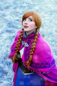 frozen cosplay
