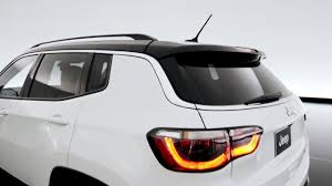 jeep white and black the all new jeep compass bringing the black roof to life jeep