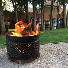 Making Fire Pit From Washer Tub - washing machine drum fire firepits ebay