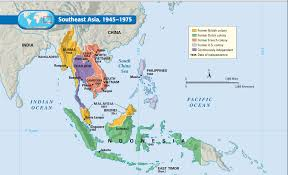 Maps Of Asia Map Of Asia Decolonization Global History