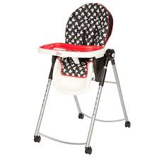 High Boy Chairs Disney Adjustable High Chair Mickey Mouse Silhouette Hc230clv