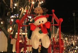 Commercial Christmas Decorations New Jersey by See The N J Christmas Display People Drive 20 Miles To Enjoy