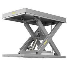 Pallet Lift Table by Stainless Steel Scissor Lift Table Pallet Lift Tables Electric
