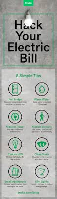 how much is a light bill how to save electricity 9 hacks life at home trulia blog