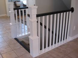 How To Build A Staircase Banister Tda Decorating And Design Before U0026 After Diy Stair Railing