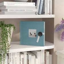photo album set photo albums you ll wayfair ca