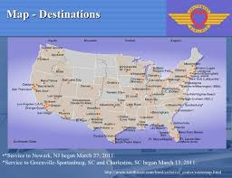 swa route map map of south airlines airport free printable