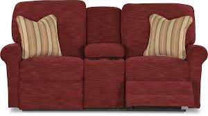 Rocking Reclining Loveseat With Console La Z Boy Addison Reclining Sofa Town U0026 Country Furniture