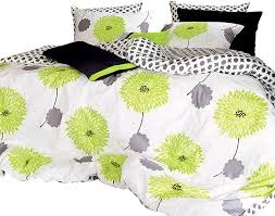 Green King Size Comforter Bedroom Incredible Green King Size Duvet Covers With Regard To