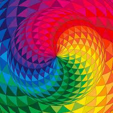 Color Spectrum Torus Yantra Full Color Spectrum Digital Art By Sharalee Art