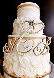gold monogram cake topper gold wedding cake toppers monogram food photos