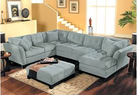 Rooms To Go Living Room Furniture by Cindy Crawford Home Metropolis Hydra 4 Pc Sectional Living Room