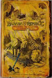 Banana Republic Home Decor by Banana Republic Catalogue From 1982 Love All The Safari Gear On