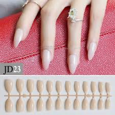 online buy wholesale full cover nails natural color from china