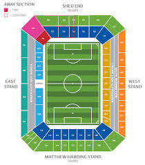 tottenham wembley seating plan away fans stamford bridge chelsea fc football ground guide
