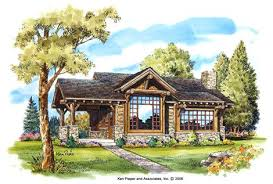 Rustic Mountain Cabin Cottage Plans Rustic Mountain House Plans Mountain Chalet Building Plans