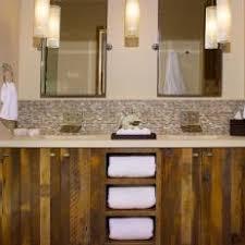 Reclaimed Wood Vanity Bathroom Photos Hgtv