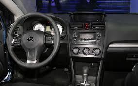 2012 subaru outback interior 2012 subaru impreza first look motor trend