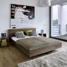 float modern platform bed by temahome eurway
