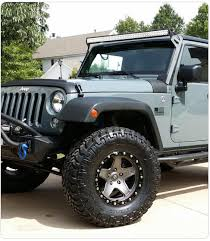 Led Lights For Jeeps Jeep Wrangler Led Lighting And Mounts Auxbeam