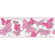 51 best girls wallpaper border images on pinterest wallpaper
