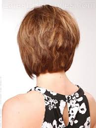 a cut hairstyles stacked in the back photos piecey stacked short haircut back view love this hair
