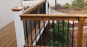 Decking Handrail Ideas Decking Handrails Designs Deck Railings Ideas And Options Outdoor
