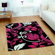 Damask Area Rug Black And White Crafty Pink And Black Area Rugs Remarkable Design Milliken Area