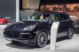 suv porsche 2015 2016 porsche cayenne turbo s 570 hp and sub 8 minute u0027ring time