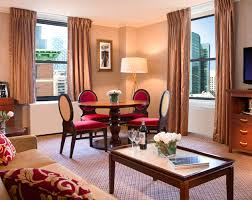 Luxury New York City Accommodations The Roosevelt Hotel NYC - Two bedroom suite new york city