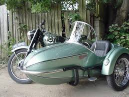 watsonian squire great british sidecars since 1912