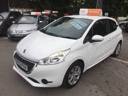 second hand peugeot for sale second hand peugeot 208 1 0 vti access 3dr for sale in halifax