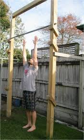 Diy Backyard Pull Up Bar by Dip Bars W1 4m X D0 7m If You Are Looking To Build Your Upper