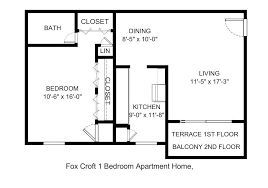 one bedroom floor plans one bedroom apartment homes blacksburg va