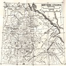 Map Of Northern India by Hyperwar East African Campaign 1940 41