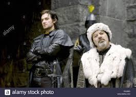 robin hood richard armitage as guy of gisborne and keith allen as
