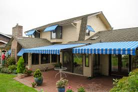 Awning Colors Custom Built Retractable Awnings By Rainier Shade