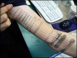 cool guitar tattoos great ink designs tattoomagz