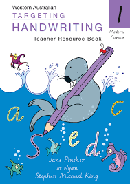targeting handwriting wa teacher resource book year 1 pascal
