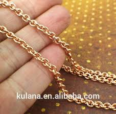 gold chain necklace wholesale images Chain for jewelry making wholesale stainless steel material gold jpg