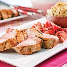 le gingembre en cuisine filet de porc à l érable ail et gingembre recettes cuisine et