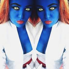 Mystique Halloween Costume 16 Comic Book Costumes Halloween Brit