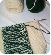 knitting pattern slippers for or free and easy