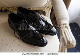 wedding shoes groom grooms wedding shoes on top white stock photo 617685185