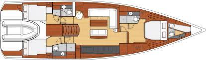 yacht floor plans beneteau life oceanis yacht sailboats