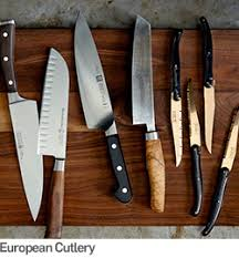 knives for the kitchen cutlery kitchen knives williams sonoma