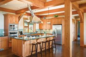 Tips For Kitchen Design Timber Home Kitchen Design Tips Inspiration