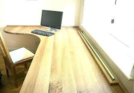 Curved Office Desk Curved Office Desk Office Desk Curved Home Oak In Solid Furniture