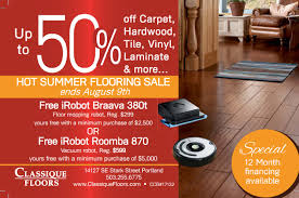 summer flooring sale july 26 to august 9th 2015